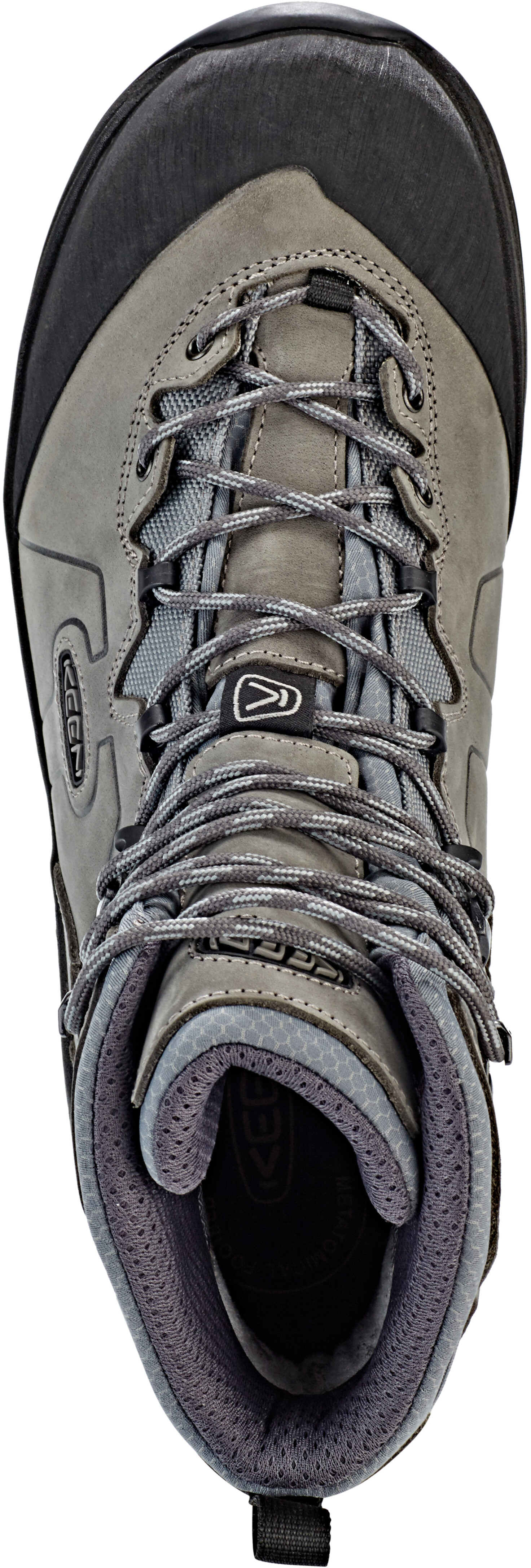 c4bd1cfa077 Keen Karraig WP Mid Shoes Men bungee cord/green gables